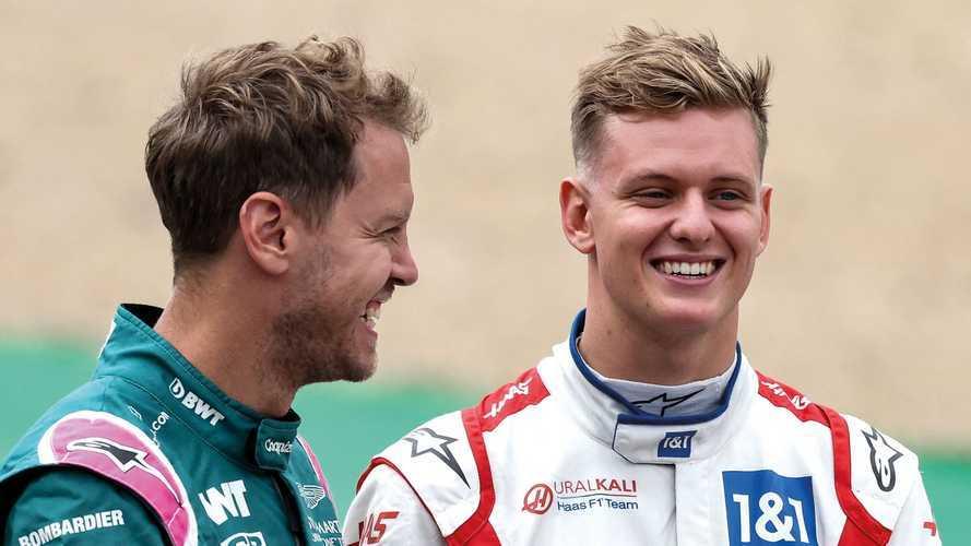 Vettel: il fan di Schumacher diventato mentore di Mick