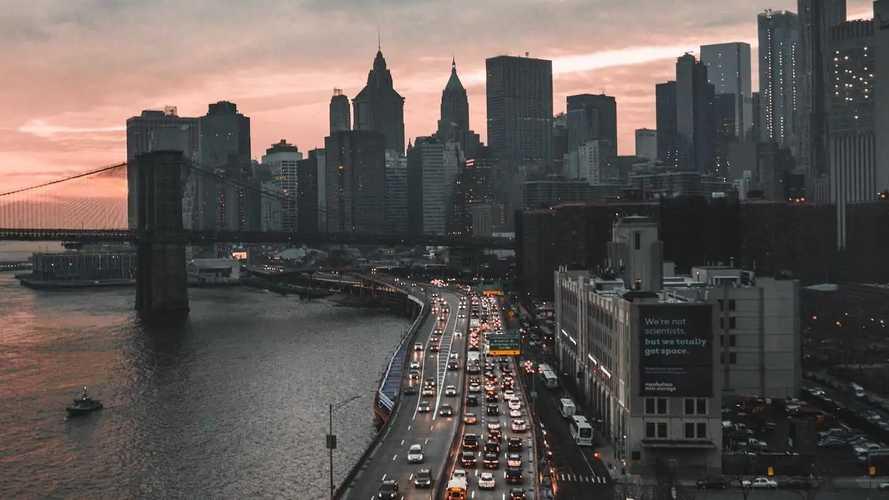 New York acte la fin des ventes de véhicules thermiques en 2035