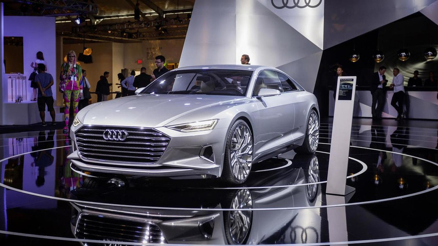 Audi Design Chief Open To The Idea Of BMW 8 Series Competitor