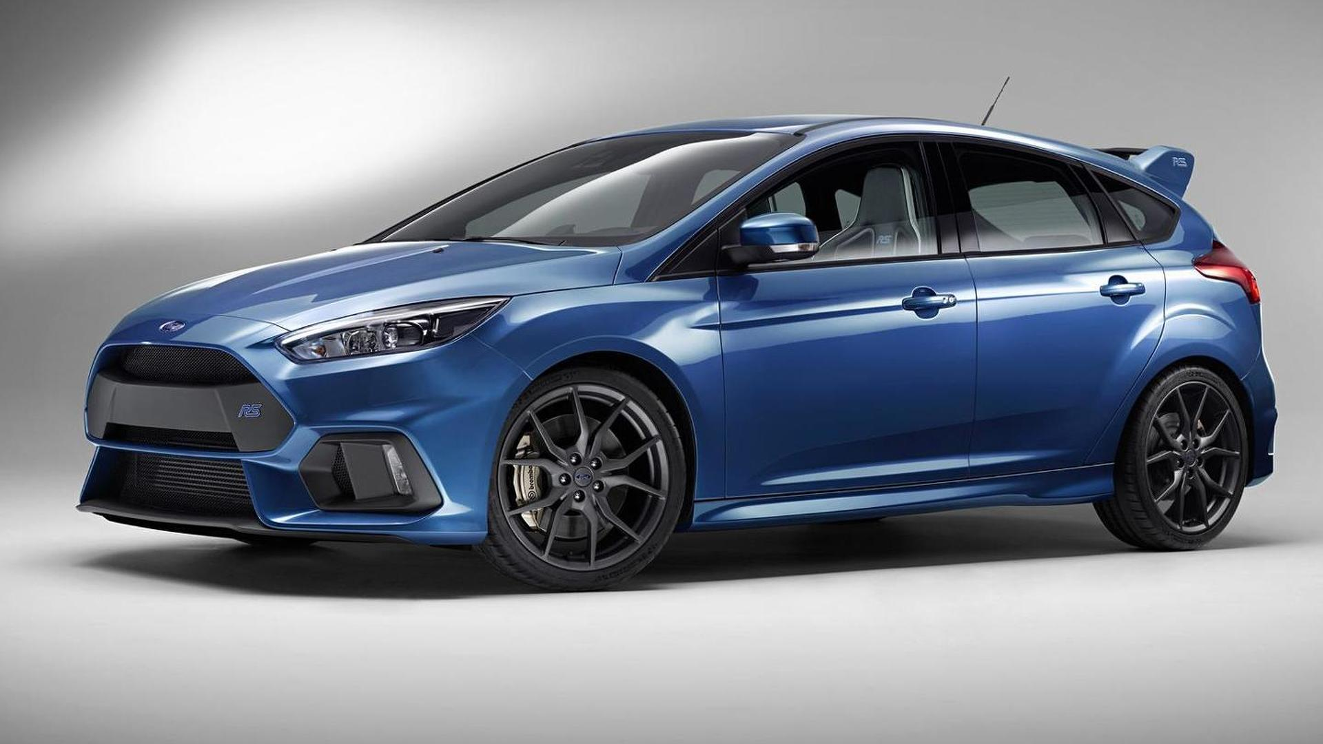 High Demand Delaying Ford Focus Rs