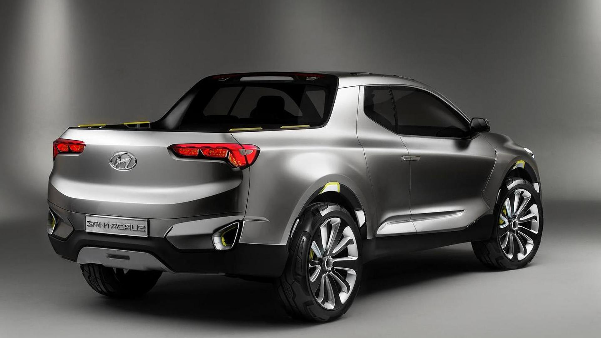 Hyundai Santa Cruz Pickup Truck Launching 2020 In The U S