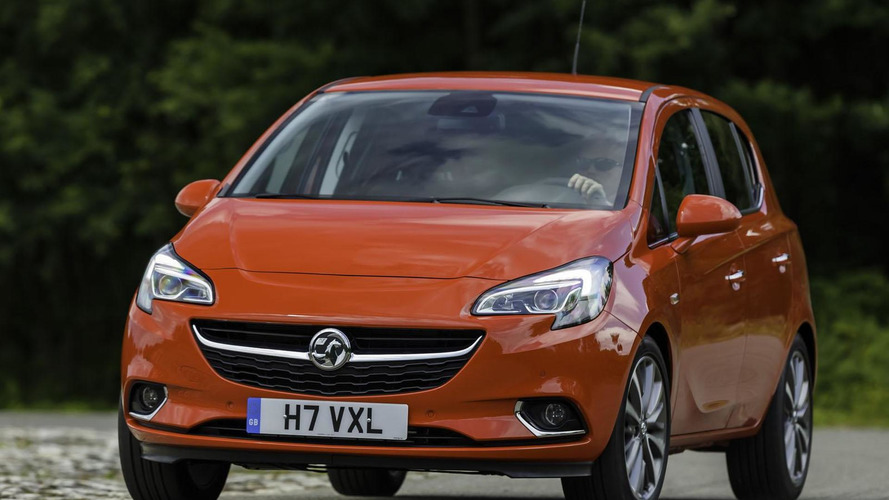 2015 Vauxhall Corsa unveiled with Adam-inspired styling