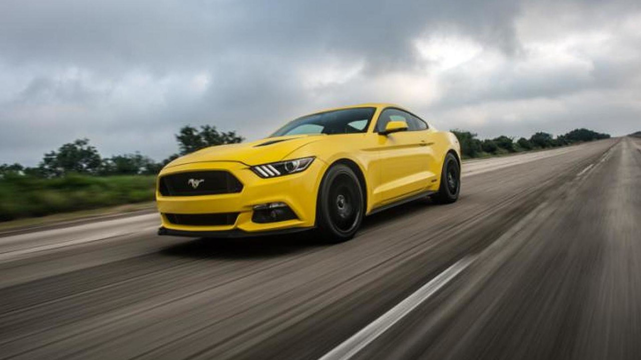 774 Bhp Ford Mustang Gt By Hennessey Hits 2079 Mph Video Consumer Electronics Vehicle Gps Car