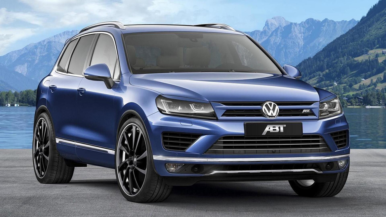 Volkswagen Touareg 3.0 TDI by ABT