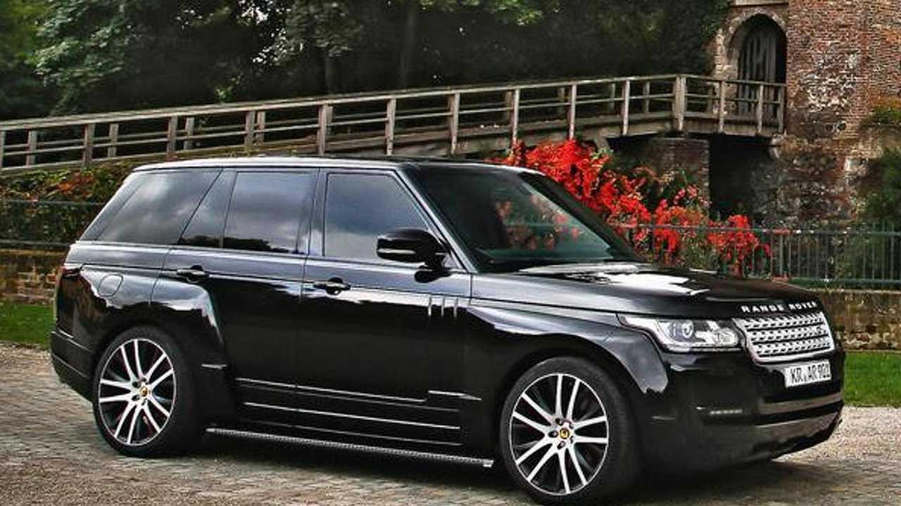 Range Rover AR 9 Spirit V8 Supercharged by Arden