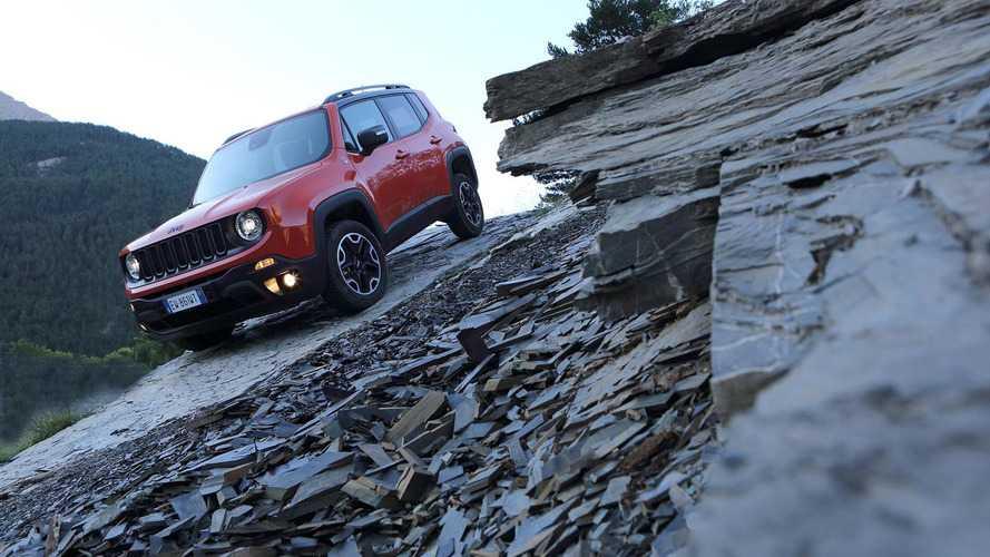 Jeep - Un nouveau petit SUV en préparation ?