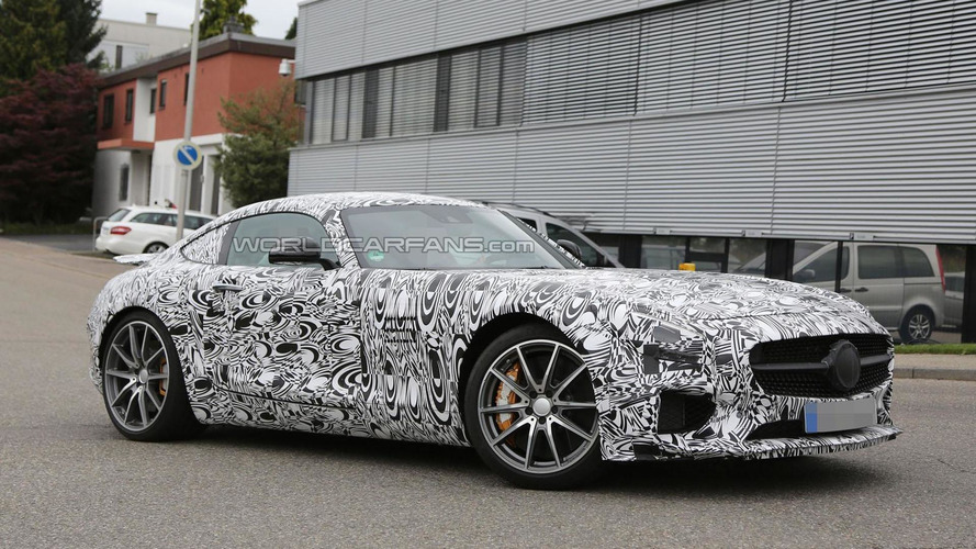Mercedes AMG GT S to hit 100 km/h in 3.8 seconds, top out at 310 km/h