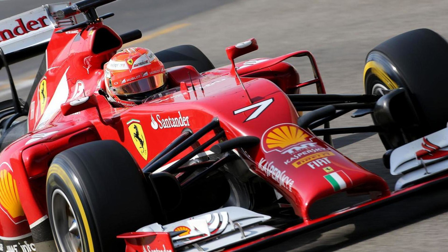 Marchionne expects Ferrari form in late 2015