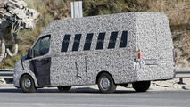 Hyundai H350 spy photo