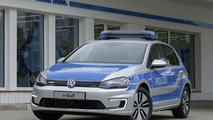 Volkswagen e-Golf police car