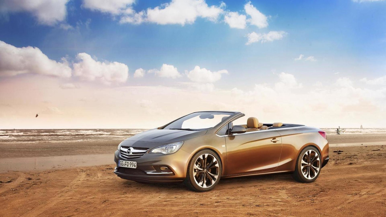 Buick future lineup detailed, rebadged Opel Cascada ...