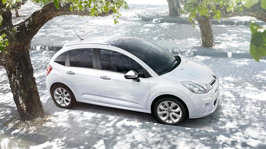 2013 Citroen C3 facelift announced