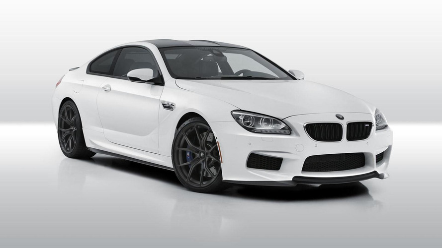 Vorsteiner unveils their styling program for the BMW M6