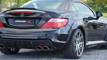 Mercedes SLK by Expression Motorsport 27.5.2013