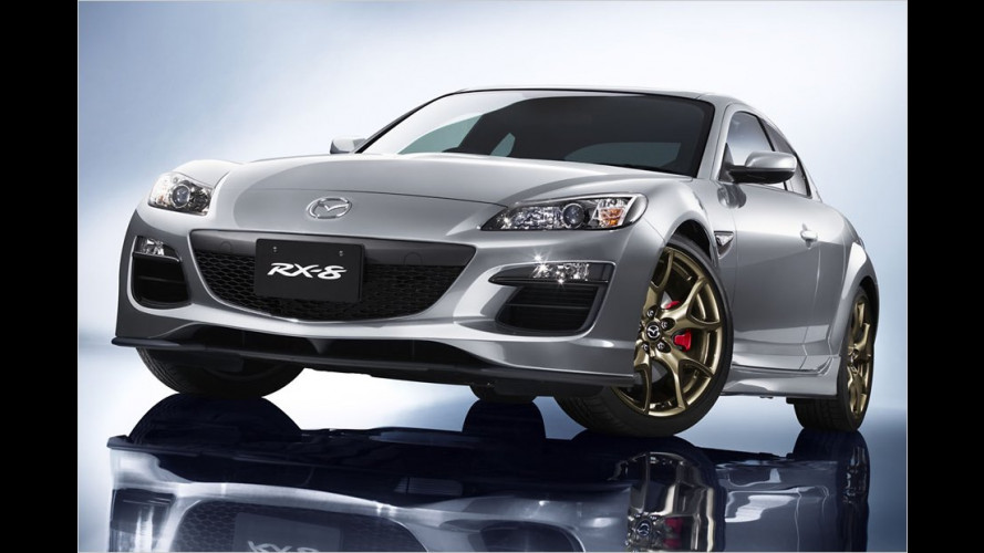 Abschieds-Edition: Mazda RX-8 Spirit R