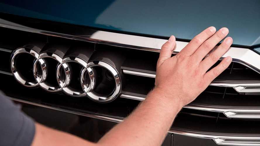 Audi A8 teaser çılgınlığı son sürat devam ediyor