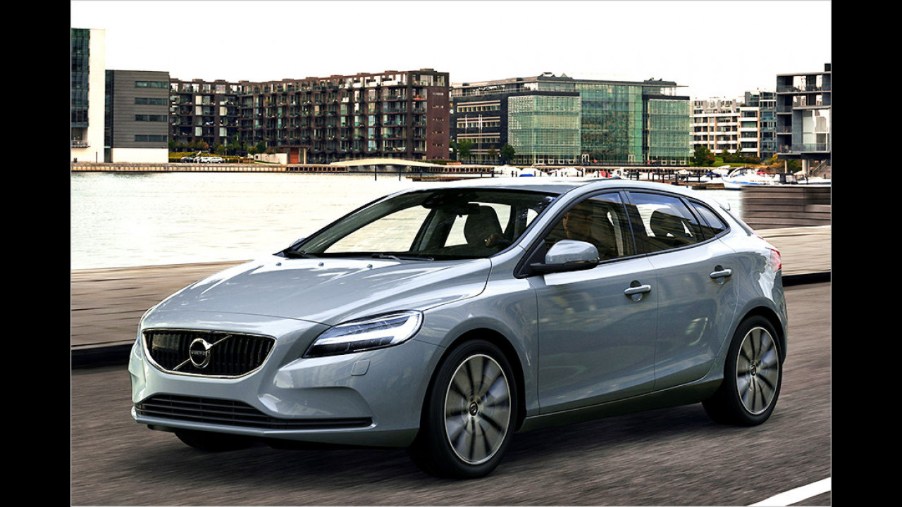 Facelift für den Volvo V40