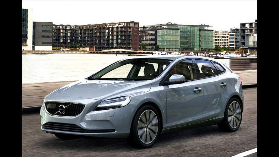 Lifting für den Volvo V40