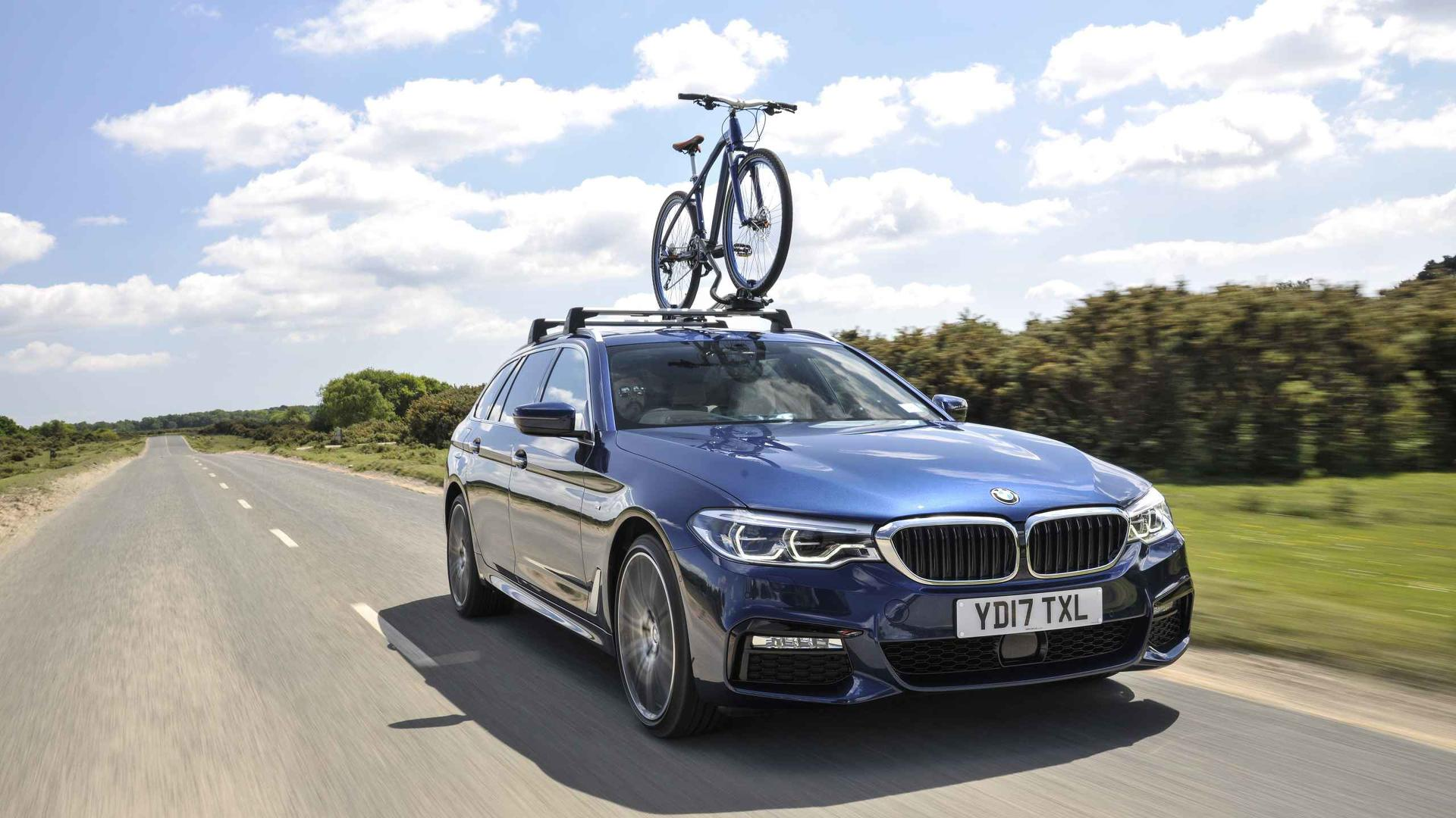 2017 Bmw 5 Series Touring Review Practical Brilliance