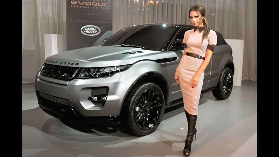 Ein Range Rover von Victoria Beckham
