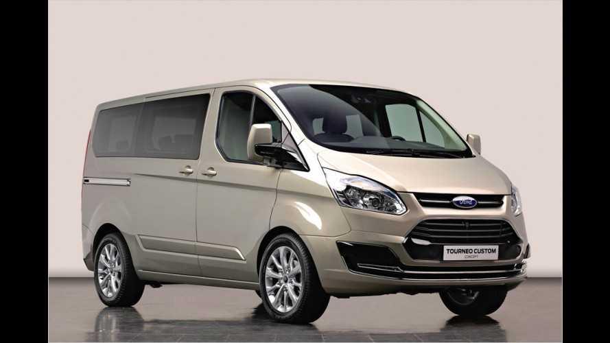 Transit Tourneo Custom (2012): Der Bulli von Ford