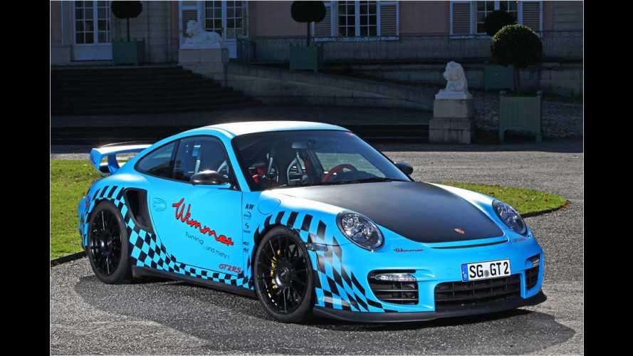 Wimmer-Porsche 911 GT2 RS soll 389 km/h schnell sein