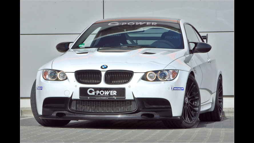 G-Power: 720 PS im BMW M3