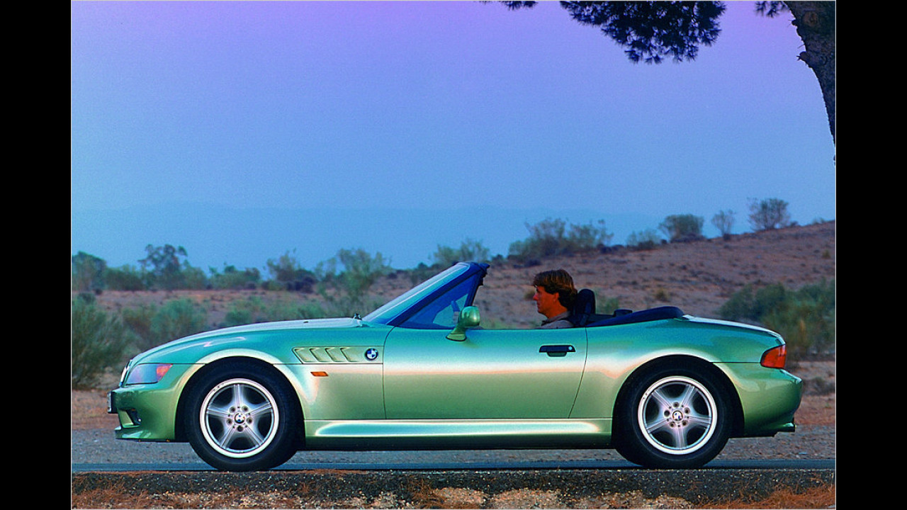 BMW Z3 Roadster (Goldeneye, 1995)