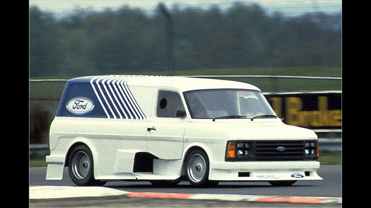 Ford Supervan 2 (1984)