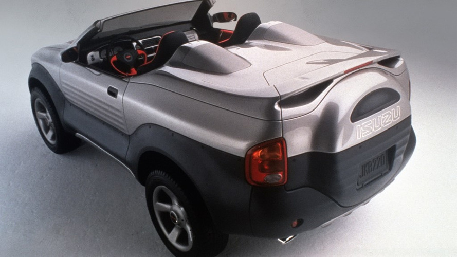 2000 Isuzu VX-02 concept