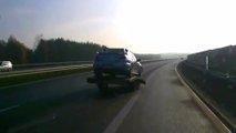 Runaway trailer
