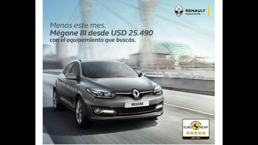 Renault é notificada pelo Global NCAP por propaganda enganosa