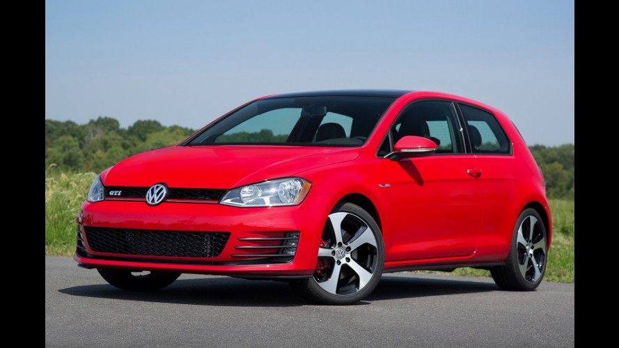 Vendas do VW Golf despencam 64% nos Estados Unidos em novembro