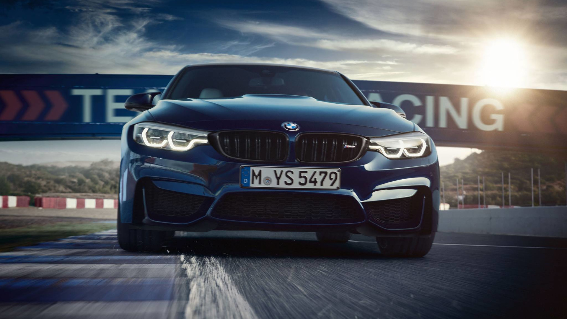 2018 Bmw M3 Revealed With Discreet Facelift