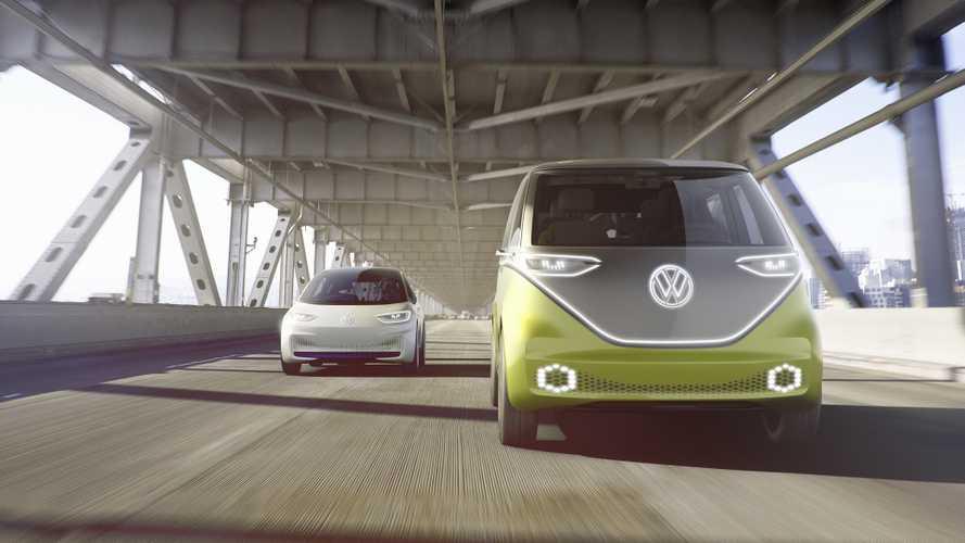 VW Grubu 2022'ye kadar elektrikli araç ve otonom teknolojilere 40 milyar dolar yatıracak