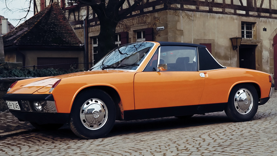 Porsche 914 revival being considered as new entry-level car