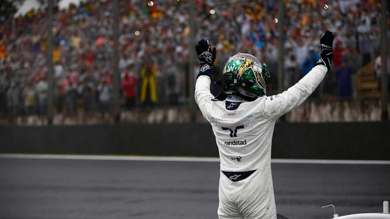 Williams se sentiu mal de chamar Massa de volta