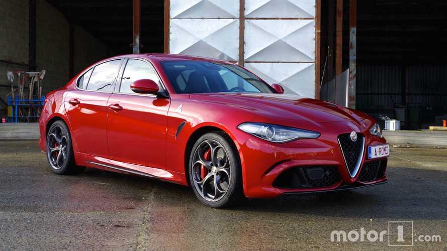 Alfa Romeo Giulia - un échec cuisant ?