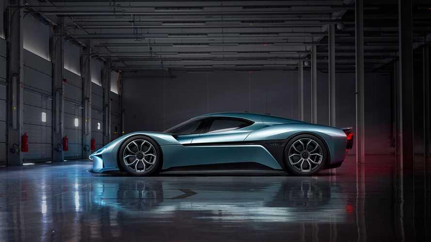 NextEV annonce une nouvelle berline électrique