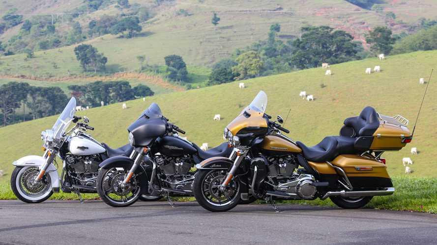 Harley-Davidson terá fábrica na Tailândia