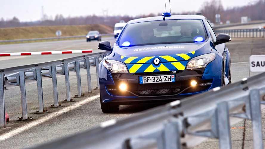Les infractions routières ont baissé en 2018