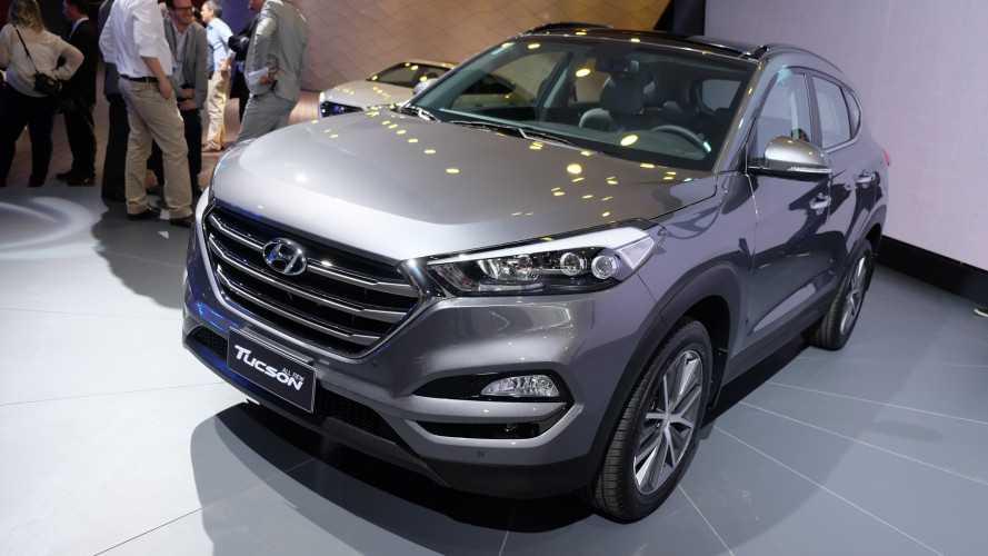 Com New Tucson nas lojas, Brasil é o único país que vende as três gerações do SUV da Hyundai