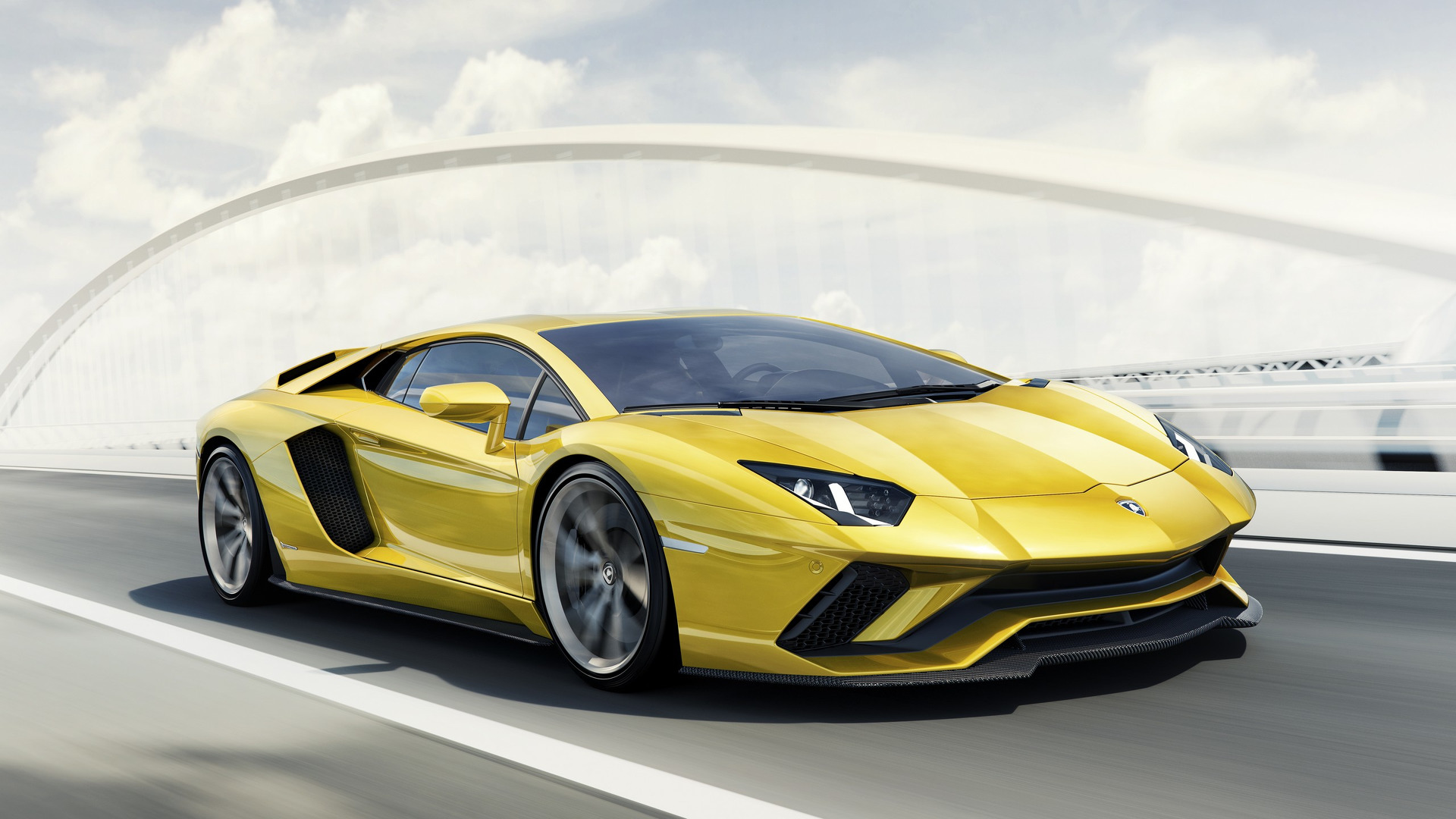 Lamborghini Aventador S Detailed In Five Official Videos