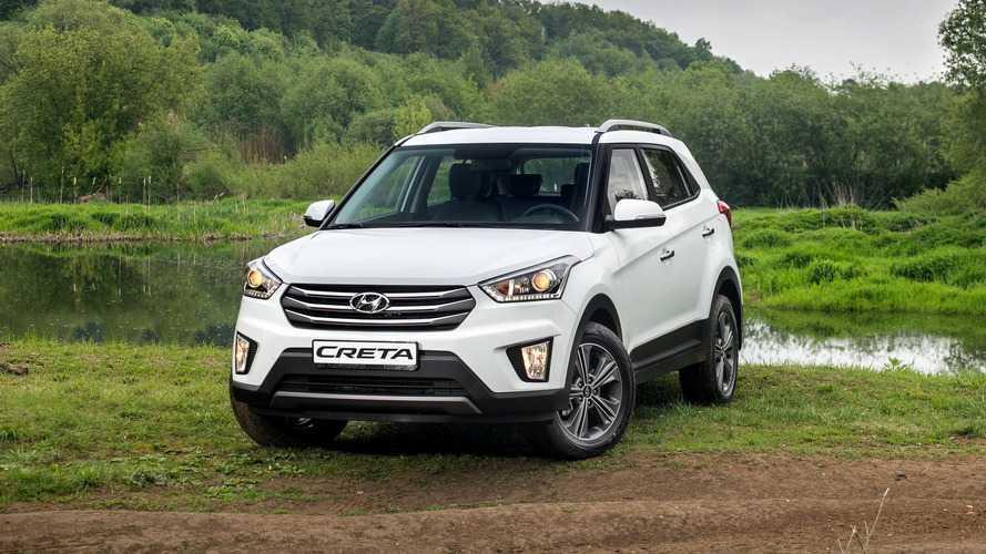 Hyundai Creta faz sucesso na Rússia e lidera vendas de SUVs; veja ranking