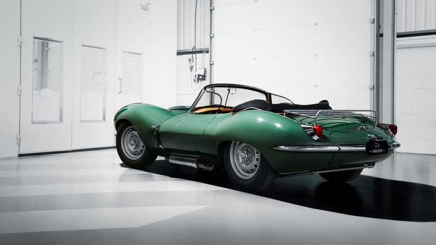 El Jaguar XKSS en vídeo es lo mejor que verás hoy