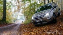 Essai Land Rover Discovery Sport TD4