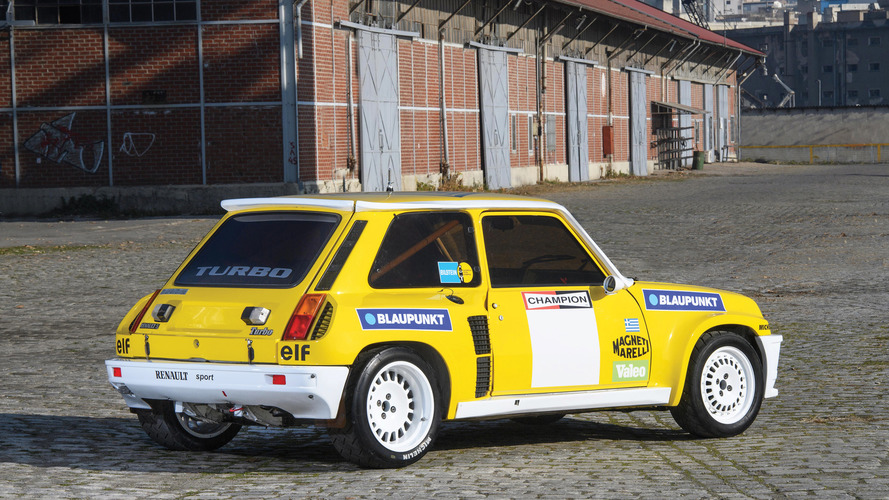 Renault 5 Turbo Tour de Corse de 1983