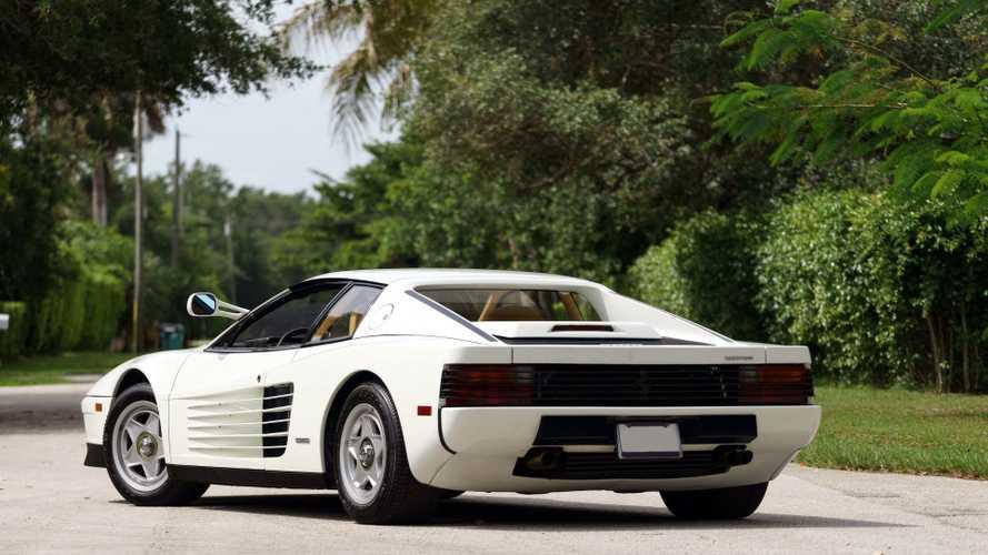 Egy játékgyártó vette el a Testarossa nevet a Ferraritól