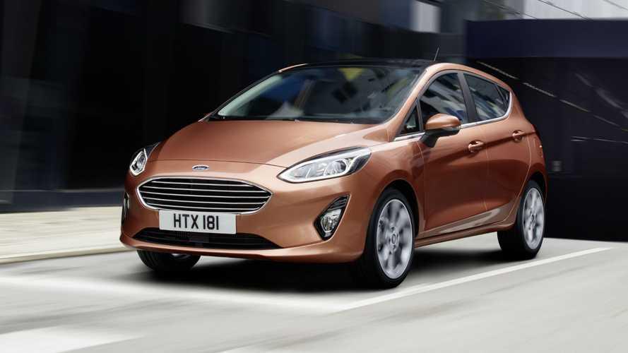 Nouvelle Ford Fiesta (2017) - Voici les prix !