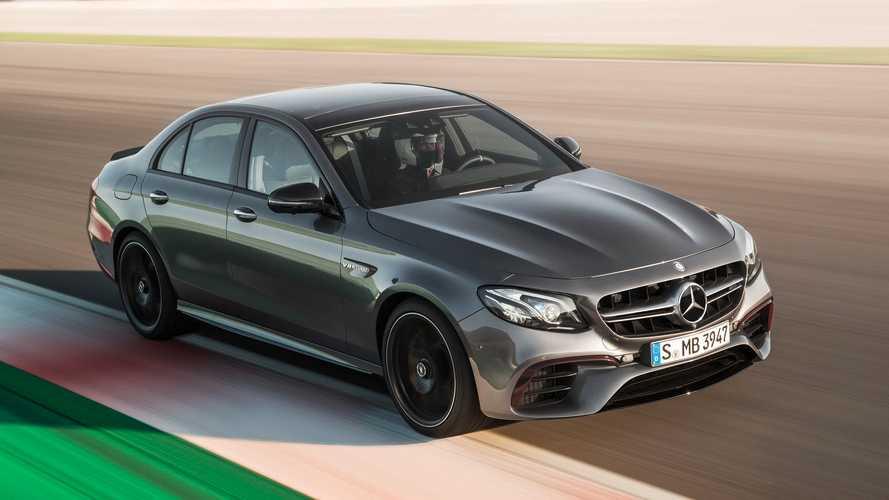 Nouvelles Mercedes-AMG E 63 - Deux versions pour deux fois plus de plaisir
